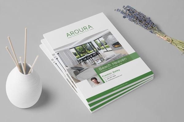 Aroura Real Estate Brochure